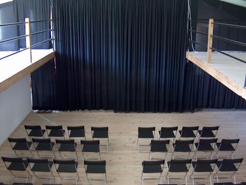 Interior do Centro D'Arte