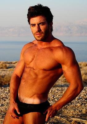 Israeli porn star (gay)