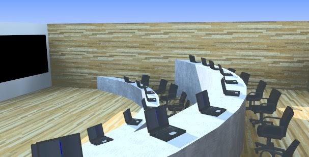 Classroom Virtual Design ~ Tech fortress teacher technology virtual
