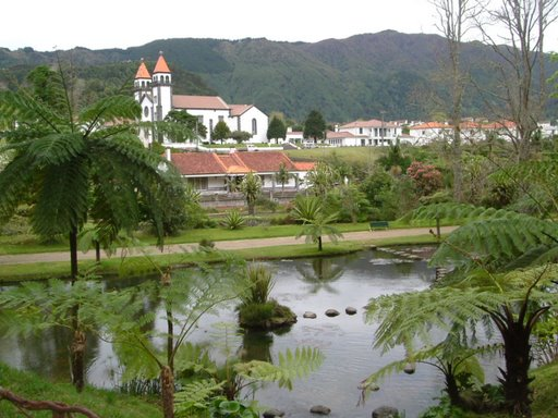 FURNAS, S. MIGUEL ISLAND