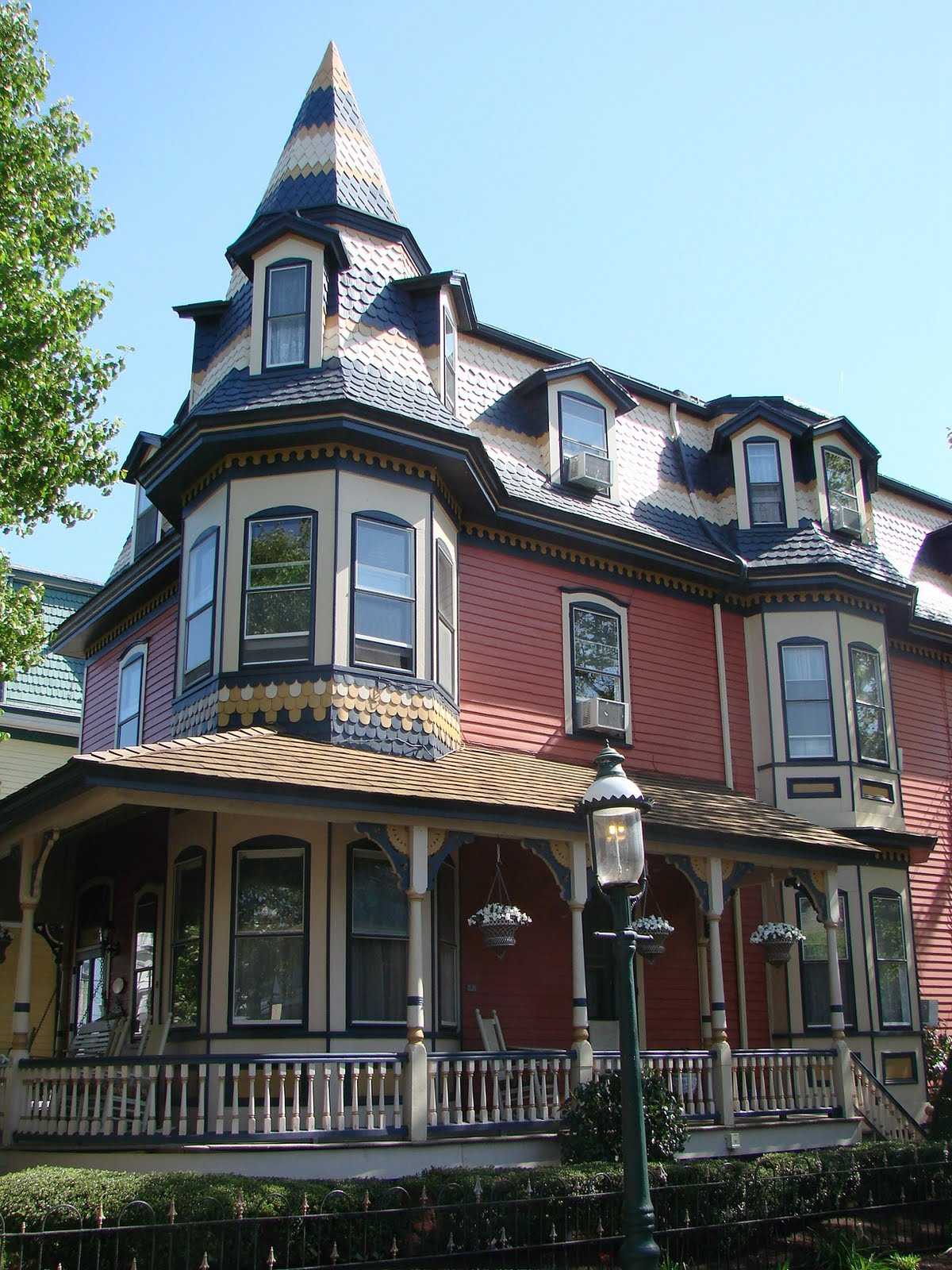Cool change cape may nj victorian homes for Victoria home builders