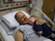 Papa and Carson