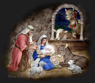 merry christmas jesus