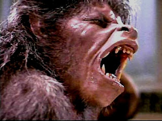 Look at werewolves from wolf man to new moon
