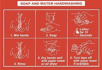 Mencuci tangan : cara mudah menghindari infeksi