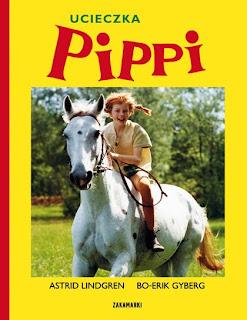 Astrid Lindgren, Bo-Erik Gyberg. Ucieczka Pippi.