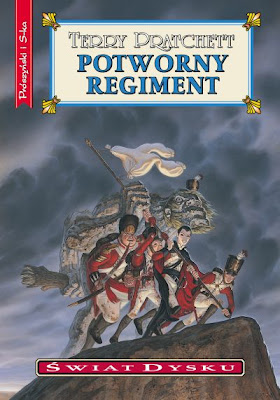 Terry Pratchett. Potworny regiment.
