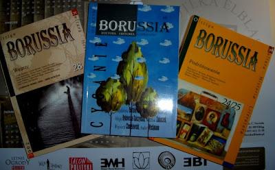 Borussia. Kultura. Historia. Literatura.