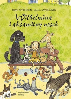 Tove Appelgren, Salla Savolainen. Wilhelmina i aksamitny nosek.