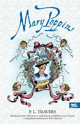 P.L.Travers. Mary Poppins.