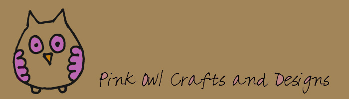 Pink Owl Crafts