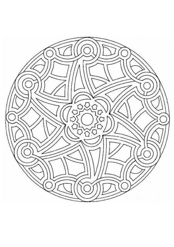 Mandalas - el círculo sagrado •