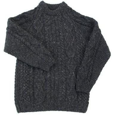Aran Sweater Women