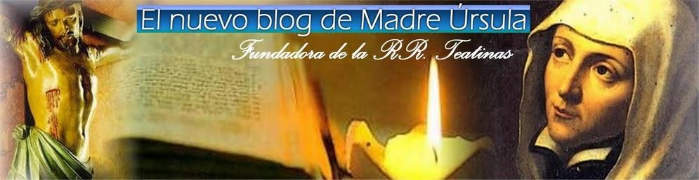 Blog de Madre Úrsula