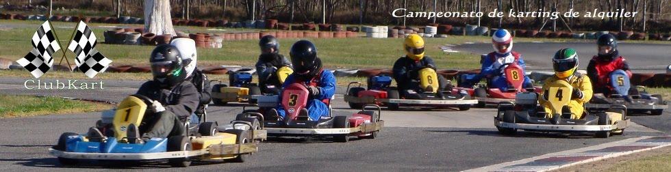 ClubKart - Campeonato de Karting Indoor