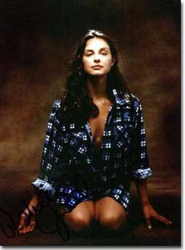 ashley judd normal life