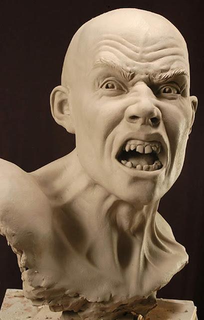 Escultura em Argila - 05