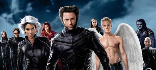 As 10 Melhores Adaptações de HQs para o Cinema - X-Man