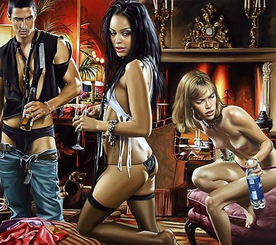 Arte Erótica/Nu Artístico - 05