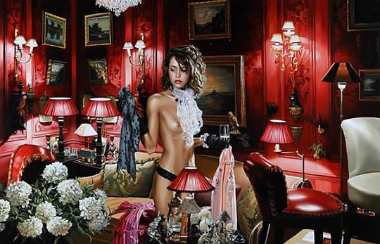 Arte Erótica/Nu Artístico - 01