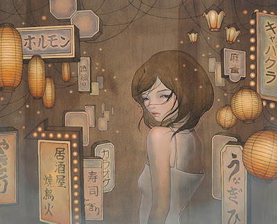 Pinturas de Desenhos Japoneses - 05