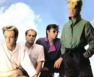 A Flock Of Seagulls - Early Studio Recording