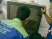 service brandkas Loid's (lupa kode dan hilang kunci) di Columbia Gand Mall Bekasi
