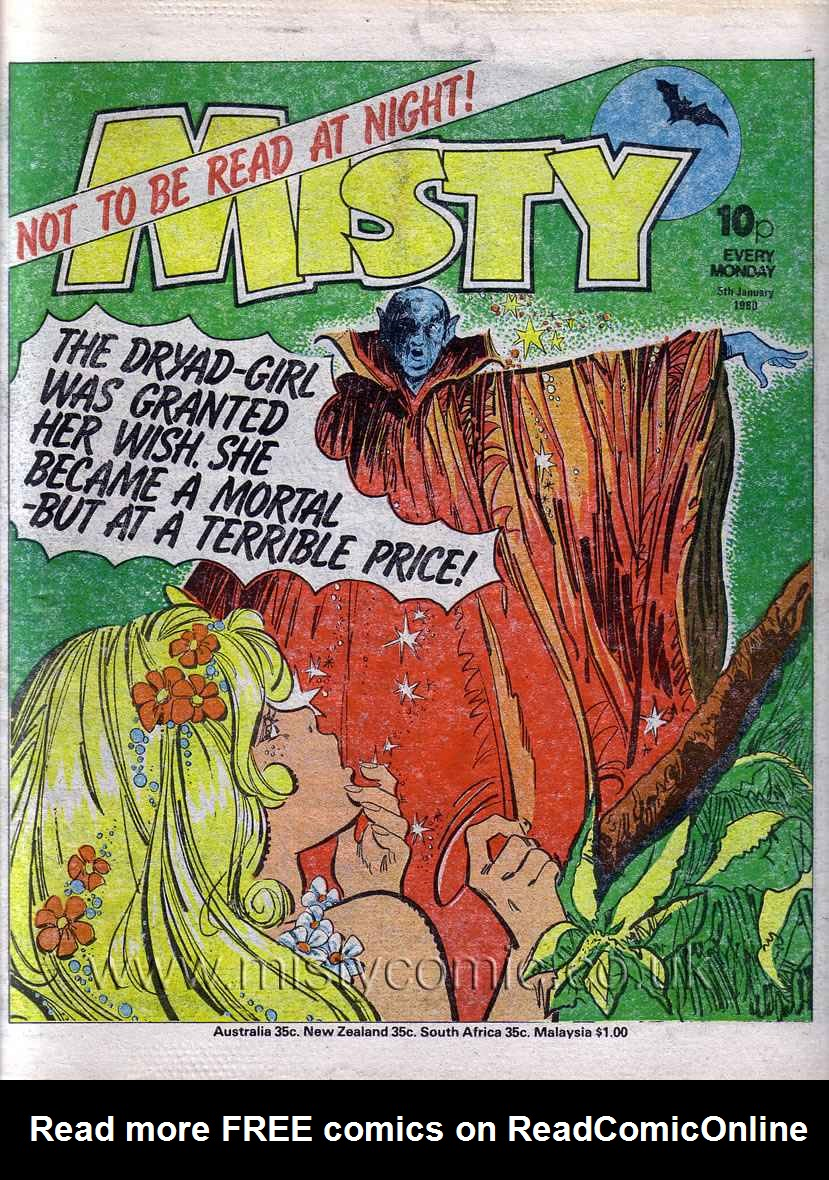 Misty 100 Page 1