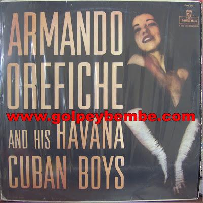 Armando Orefiche & His Habana Cuban Boys Front