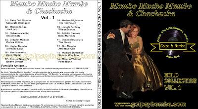 Mambo Mucho Mambo & Cha Cha Cha Vol 1