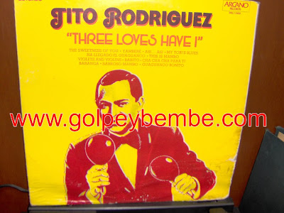 Tito Rodriguez - Three Loves Have I
