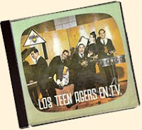 Los Teen Agers en TV