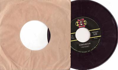 Cofuscius mambo & yiri yiri bon 45 rpm
