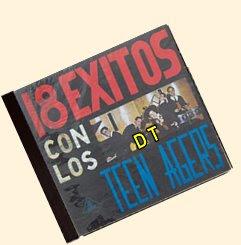 Los Teen Agers - 18 Exitos