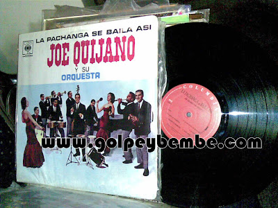 Joe Quijano - La Pachanga se Baila Asi