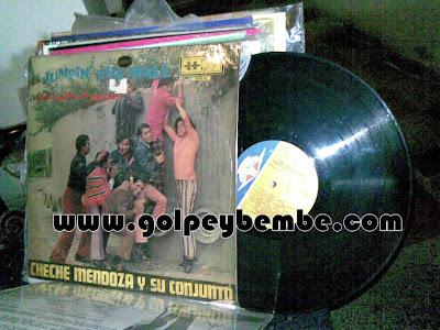 Cheche Mendoza - Jumpin The Wall