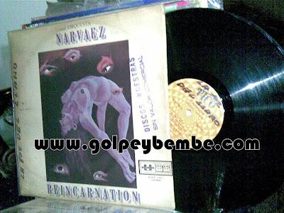 Orquesta Narvaez - Reincarnation