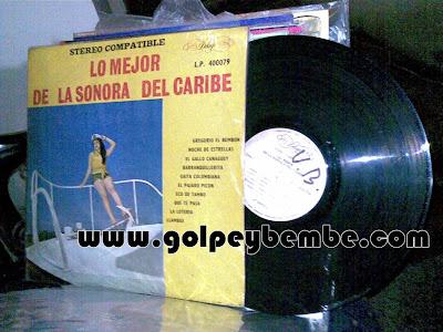 La Sonora Del Caribe - Lo Mejor