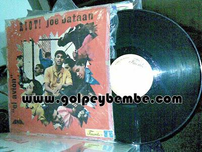 Joe Batan - Riot ( El Avion )