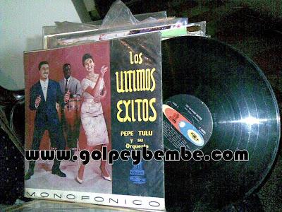Pepe Tulu Y Su Orquesta - Los Ultimos Exitos