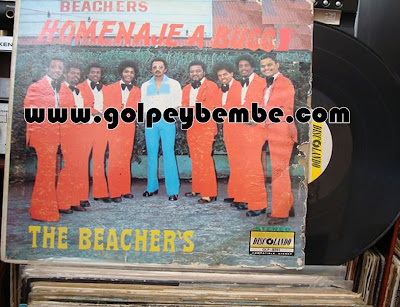 Beachers - Homenaje a Buggy