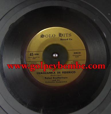 Rafael Boufartique 45 RPM