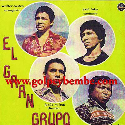 El Gran Grupo - Historia Negra