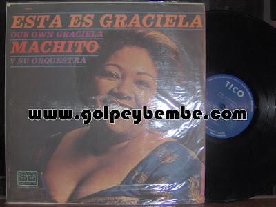 Machito y su Orquesta - Esta es Graciela