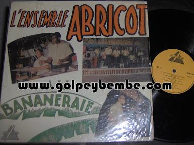 L' Ensemble Abricot - a La Bananeraie