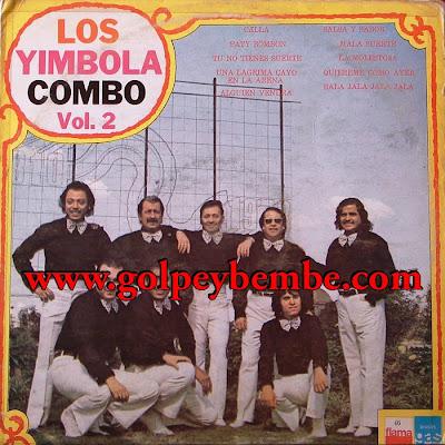 Los Yimbola Combo - Vol 2