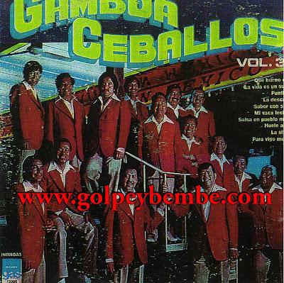 Gamboa Ceballos - Vol 3