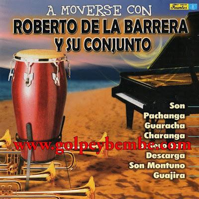 Roberto de la Barrera - A Moverse