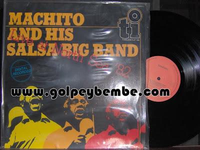 Machito - Live At  North Sea 82
