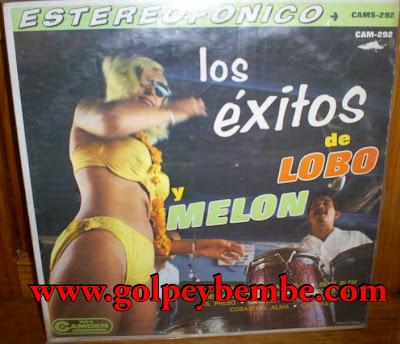 Lobo y Melon - Los Exitos